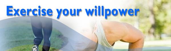 Willpower Exercises